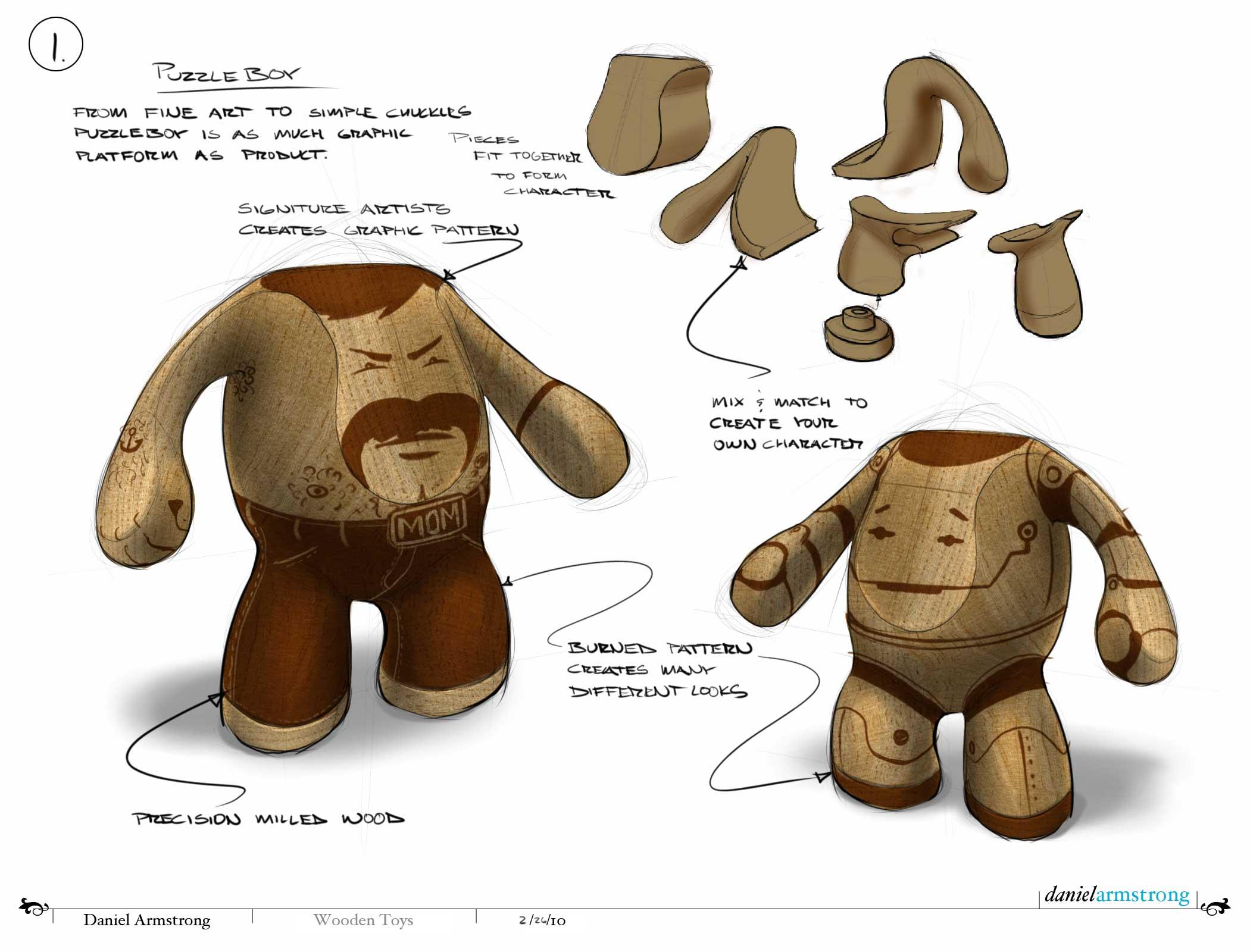 Product design | Stringthink sketch blog